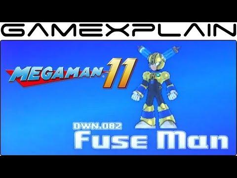 Mega Man 11 - Release Date Trailer