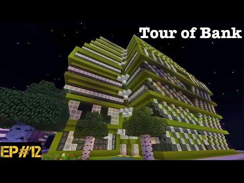 City Tour   #12   Tour of Bank