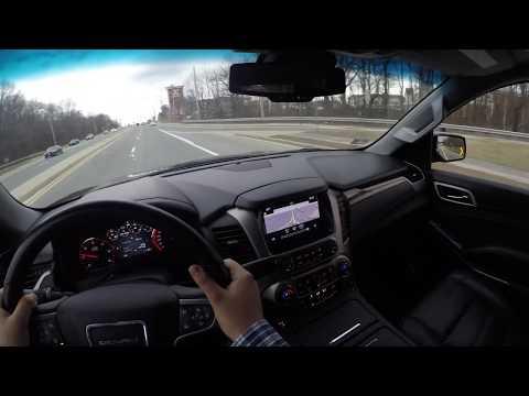 4K (POV) Test Drive: 2018 GMC Yukon Denali XL (Binaural)