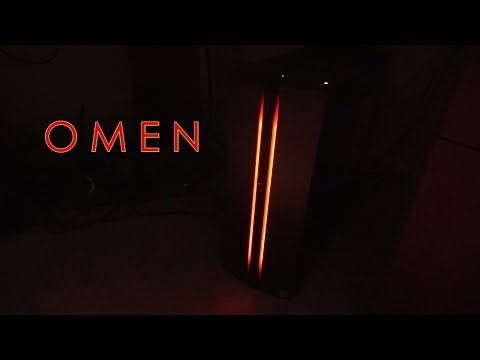 HP OMEN (870-244) Desktop Computer with 32 inch monitor review