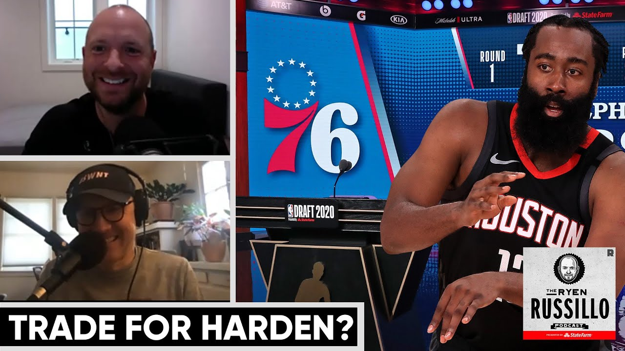 Should the Sixers Trade for James Harden? | The Ryen Russillo Podcast With Chris Ryan | The Ringer