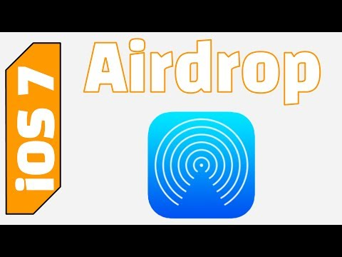 How to Use iOS Airdrop