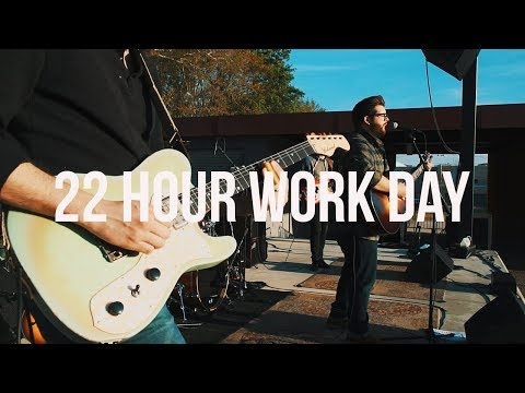 22 Hour Work Day With Noah Guthrie || Backstage Journal ep.2