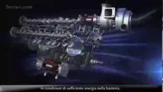 F1 2014 - Ferrari - 3d Launch Of The New Ferrari V6 Powerunit
