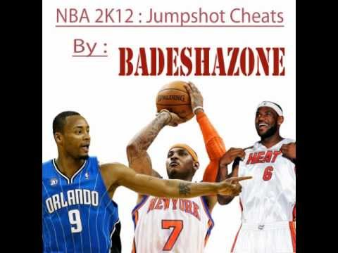 NBA 2K13 /2k12 : Free MyPlayer Jumpshot- Please Read Description for more!!
