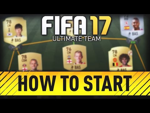 LET'S PLAY FIFA 17 - #1