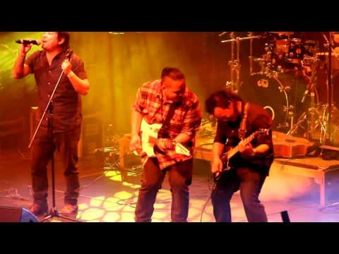 Energetic Crowd - Nepal - The Edge Band - Live In London