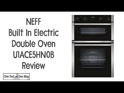 NEFF Built In Double Electric Oven Review U1ACE5HN0B