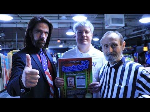 Kong Off 6: The Donkey Kong World Championships at Arcade Expo 4