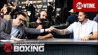 Mauro, Paulie & Brendan Analyze Wilder vs. Breazeale | SHOWTIME CHAMPIONSHIP BOXING