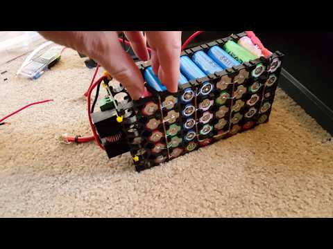 How to build a cheap 12v lithium power pack for under $30