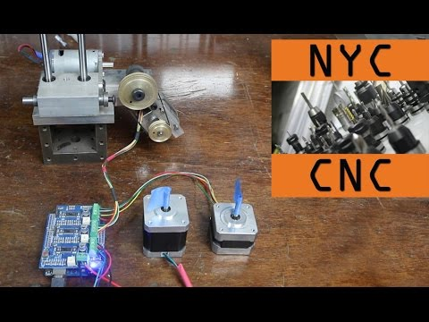 DIY Arduino CNC Machine with GRBL Shield - Setup Tutorial!