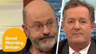 Piers Morgan Calls Scientologists