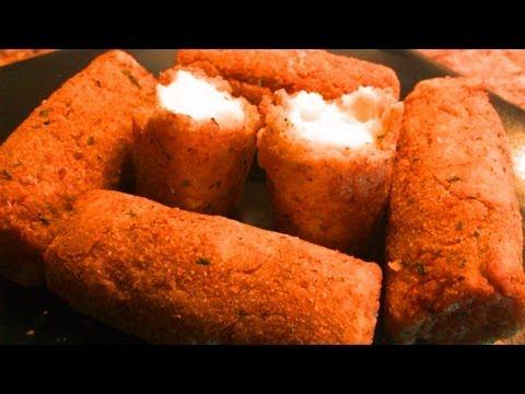 Cheese Sticks Recipe - Quick Appetizer