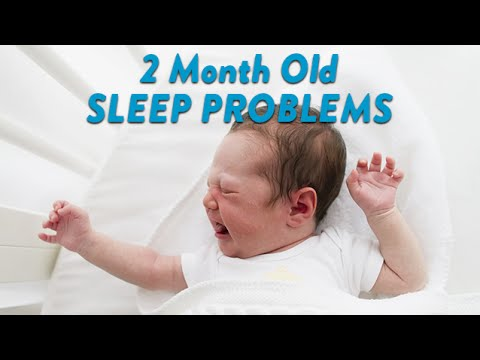 2 Month Old Sleep Problems | CloudMom