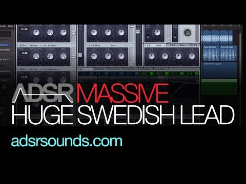 NI Massive - Huge Swedish House Lead - How To Tutorial