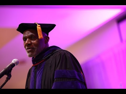 Justice Alan Page   St. Thomas Law School Commencement Address