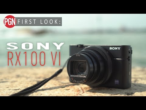 SONY RX100 VI - First Look with sample photos and video footage