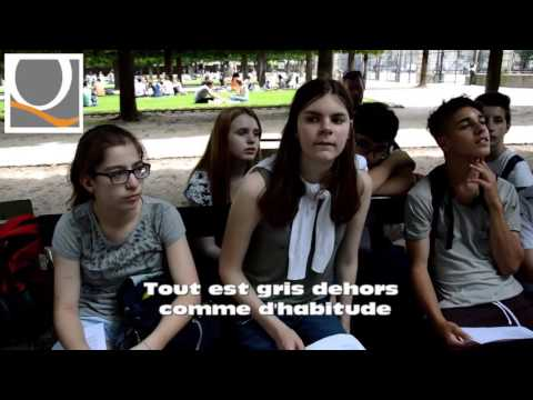 French song Comme d'habitude with subtitles. Sing with us!