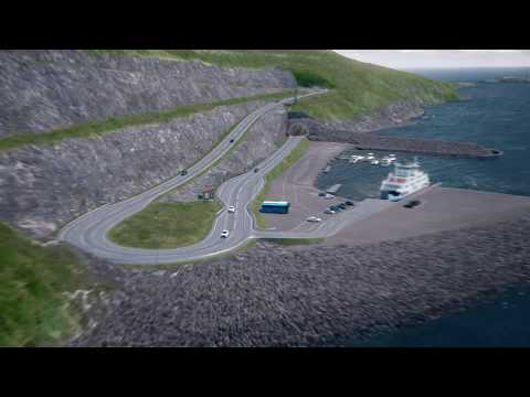 Faroe Island tunnel project