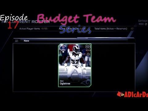 Madden 25 Ultimate Team | HUGE UPGRADES! + Finally! | MUT 25 Budget Team