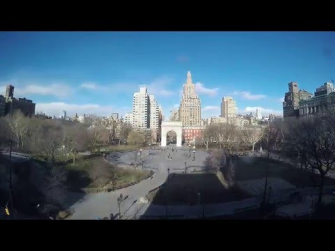 Washington Square Park Time-lapse