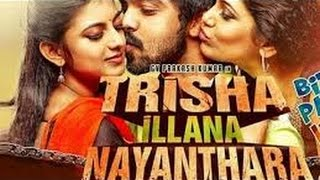 Trisha Ilana Nayanthara (2016) - New Hindi Dubbed Full Movie | Hindi Romantic Action Movie 2016