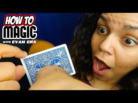 4 Magic Tricks You Can Do Anywhere!