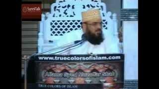 Wahhabi munafiq Maududi refuted by Syed Muzaffar Shah