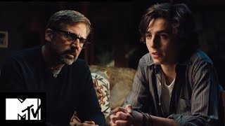 Timothee Chalamet in Beautiful Boy -  WORLD EXCLUSIVE New Clip | MTV Movies