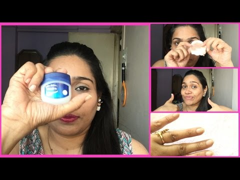 Uses of Vaseline |How to Reduce hormonal acne| 5 Different ways to use Vaseline for Skincare|