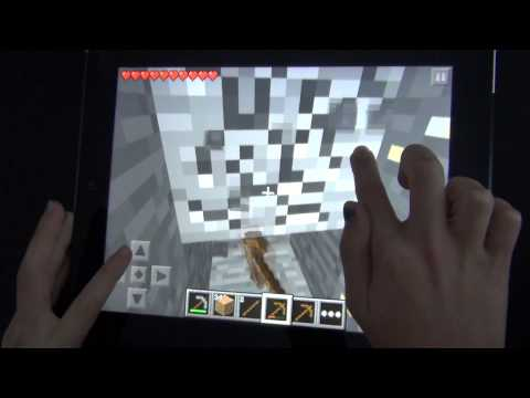 How to Find Diamond on Minecraft PE using a Seed