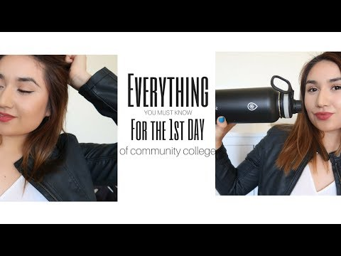 EVERY MUST Know for the FIRST Day of CC!