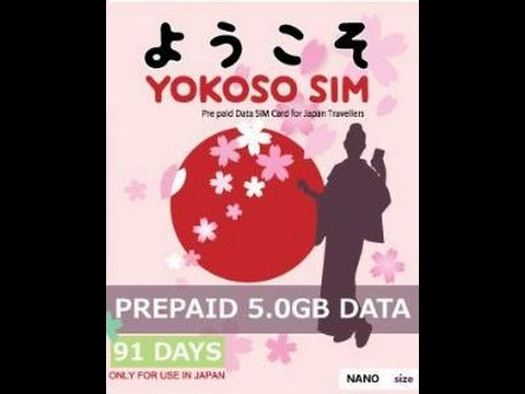 Japanese Sim Available Online!