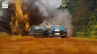 F9 The Fast Saga: Forest escape (HD CLIP)