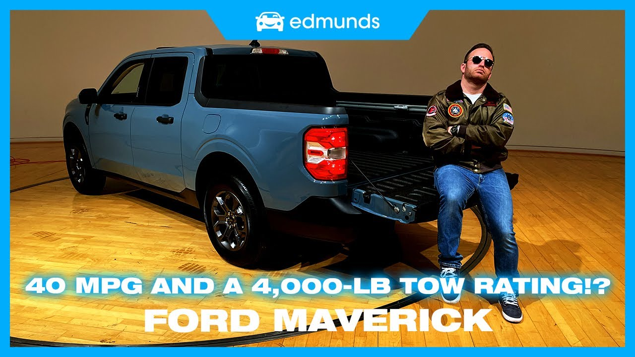 2022 Ford Maverick First Look | The Maverick Returns as a Hybrid Pickup! | Price, Engine, Interior