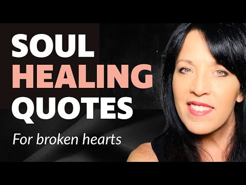 Inspiration to Help Heal Your Heart--Great Healing Quotes-You Are Enough