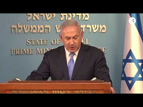 Full Benjamin Netanyahu statement on the U.S. withdrawal from the Iran deal
