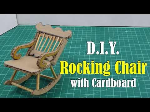 DIY: Rocking Chair with Cardboard
