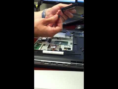 How to Replace Hard Drive in Dell Latitude E5420