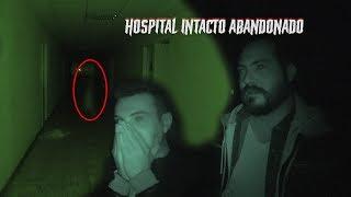 ¡Actor N0p0R se asusta en hospital abandonado!