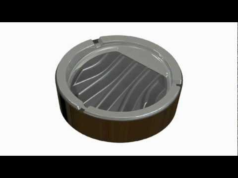 SureSeal Floor Drain Trap Sealer - Blocks Sewer Smells and Odors