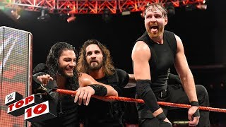 Top 10 Raw moments: WWE Top 10, November 13, 2017