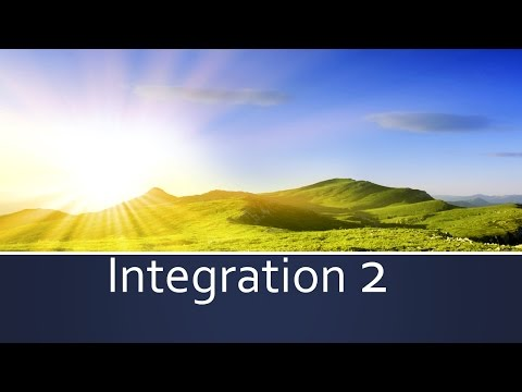Integration - 2  Develop Project Management Plan