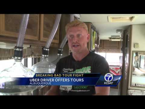 Uber Driver Offers Tours