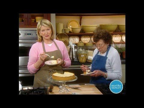 Country Cheesecake Dessert- Martha Stewart