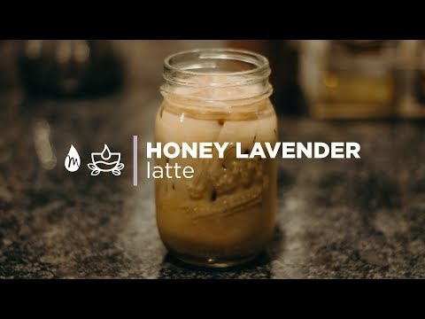 MHS Drink of the Month: Honey Lavender Latte