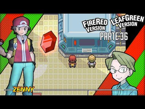 Detonado Pokémon Fire Red parte 36 - (A aventura recomeça!)