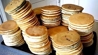 113 Pancakes Eaten in 8 Minutes (NEW World Record)