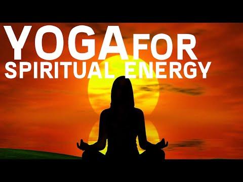 Yoga For Spiritual Energy | Yoga in Hindi